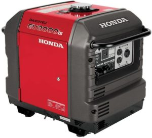 Honda Super quiet EU3000iS Portable Generator