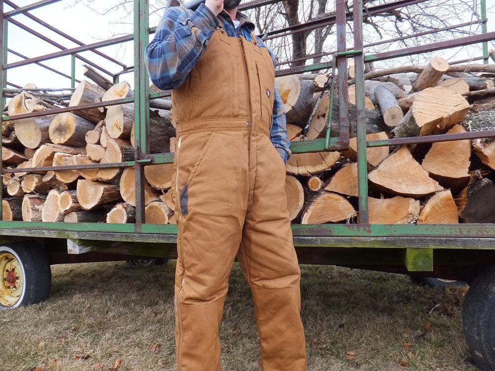 Best Cold Weather Insulated Bib Overalls for Work