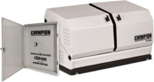 Champion Power Equipment 14kW Whole House Generator