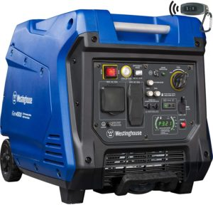 Westinghouse iGen4500 Super Quiet Portable Generator