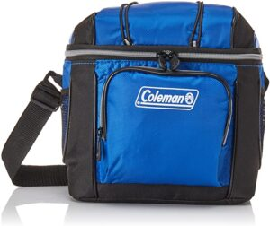 Coleman 9-Can Soft Lunch Cooler with Removable Liner