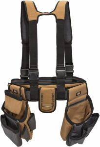 Dickies Work Gear Tool Belt Suspenders