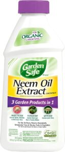 Garden Safe HG-93179 Neem Oil Extract Concentrate