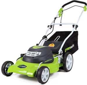 Greenworks 25022 Corded Lawn Mower