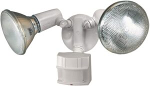 Heath Zenith HZ-5411-WH Motion Sensor Light