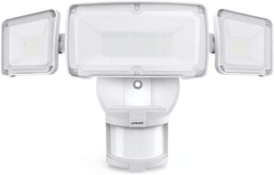 LEPOWER Security Outdoor Motion Sensor Light