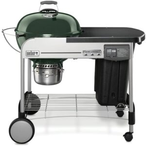 Weber 15507001 Performer Deluxe Charcoal Grill