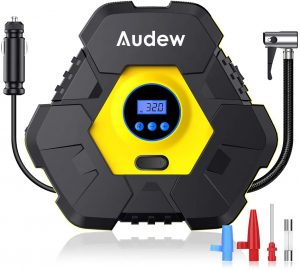 Audew 12V 150PSI Portable Air Compressor