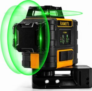 Kaiweets KT360A Self-Leveling Laser
