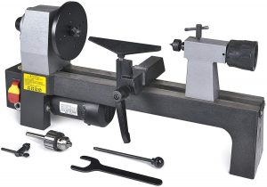MicroLux Woodworking Lathe