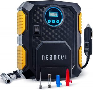Neancer 12V Portable Air Compressor