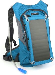 Solar Backpack 7W Solar Panel Charge