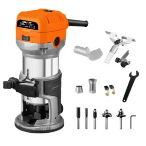 Volltek 6.5 Amp Wood Router